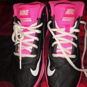 Girls basketball sneakers